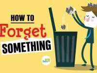 feat how to forget something