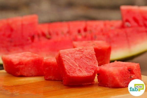 final watermelon cubes