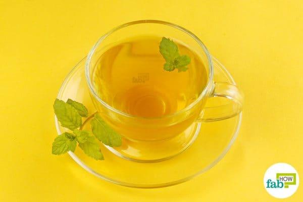 final mint tea