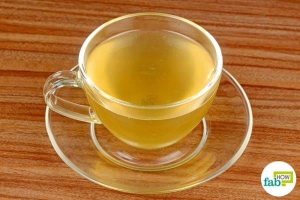 final ginger tea