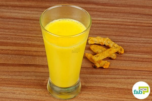final turmeric milk