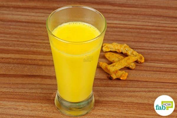 final turmeric milk