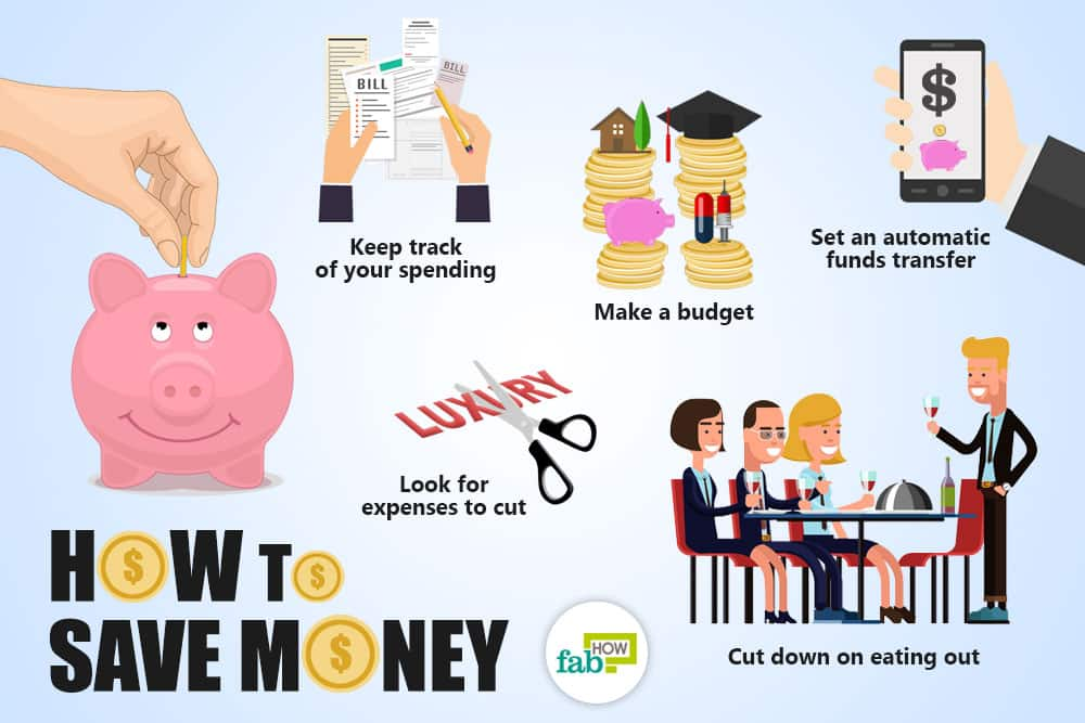 How to save money massive collection of 101 easy tips Collect and save