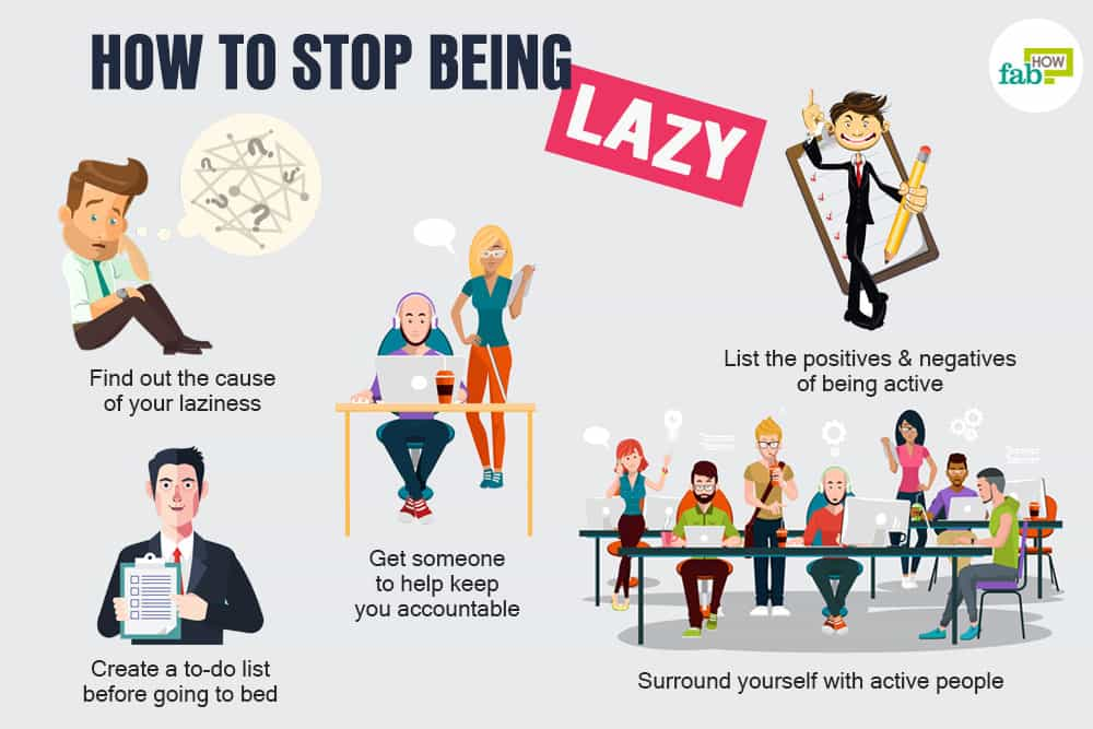 negative effects of being lazy Laziness has negative effects on a person's personal and professional life laziness can prohibit important things from getting done, such as paying bills, turning in assignments on time and failing to meet deadlines this affects the lazy person and those who are depending on him there are times.
