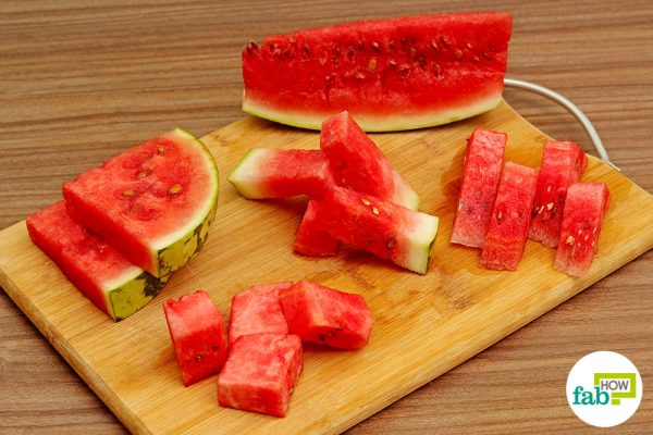 intro how to cut a watermelon