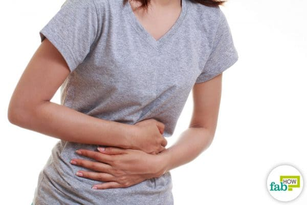 how to get rid of stomach ache
