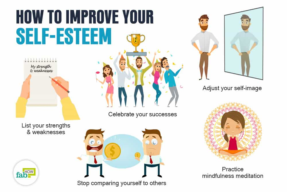 Tips On How To Build Self Esteem