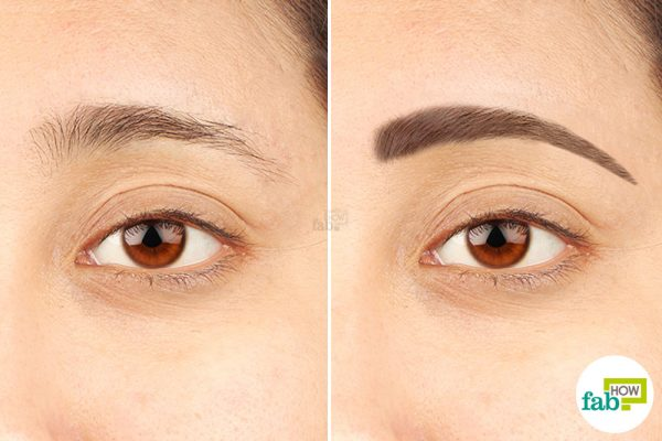 intro how to get thicker eyebrows