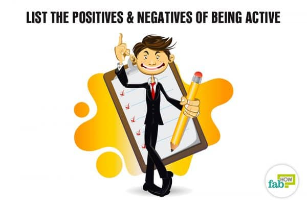 list the positives and negatives
