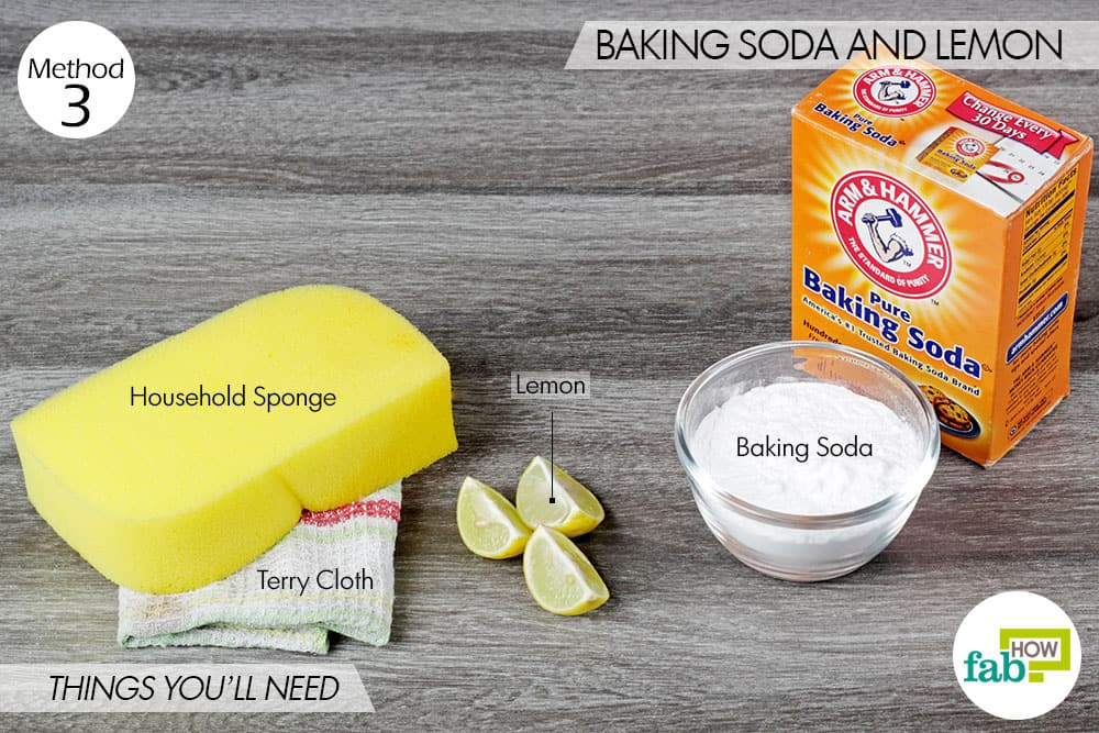 Cleaning sink with baking soda and lemon sinks ideas - Things never clean baking soda ...