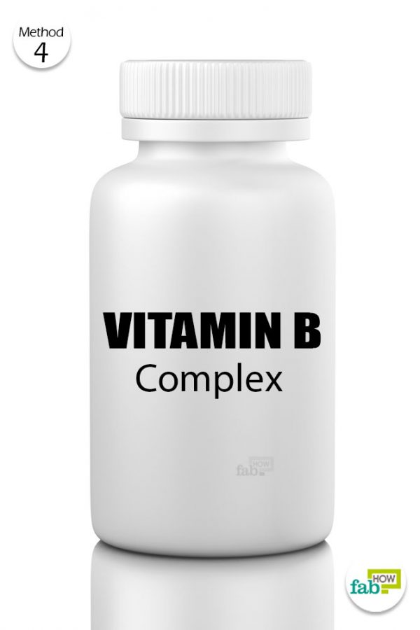 increase vitamin B intake