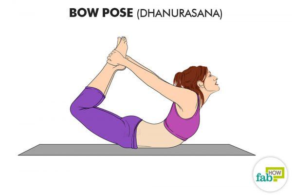 bow pose