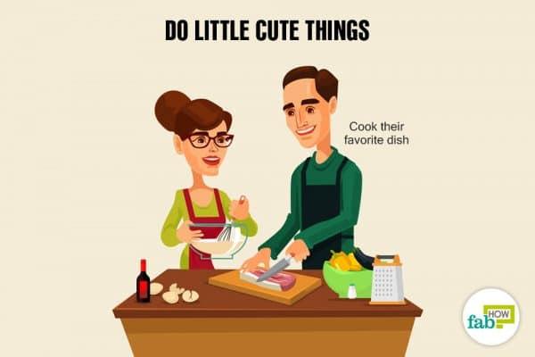 do little cute things