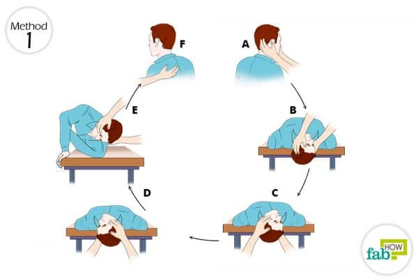 Perform the Epley maneuver