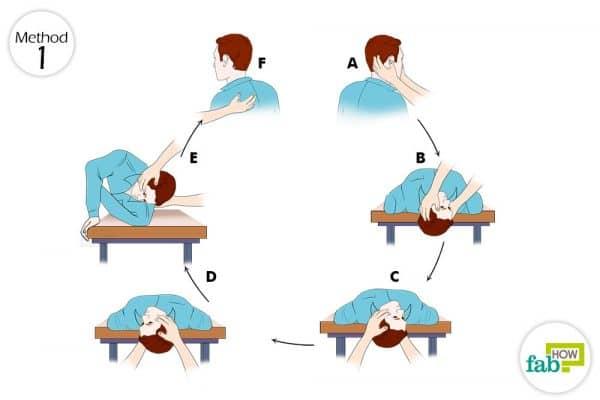 Perform the Epley maneuver