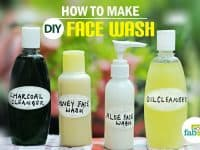 DIY Face Wash for the Clearest Skin Ever