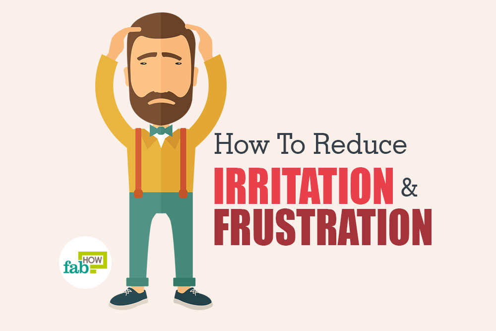 feat how to deal with frustration and irritation