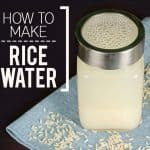 how to make rice water2