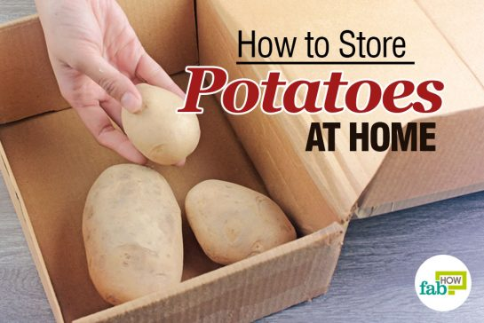feat how to store potatoes