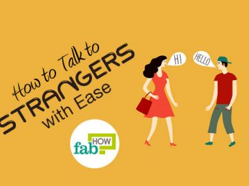 feat how to talk to strangers with ease