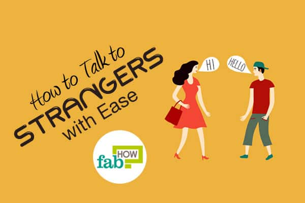 what to talk about with strangers