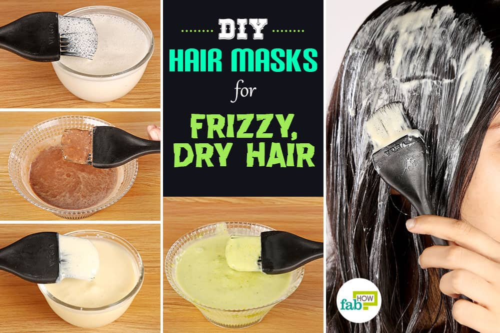 feat how to make hair mask for frizzy hair