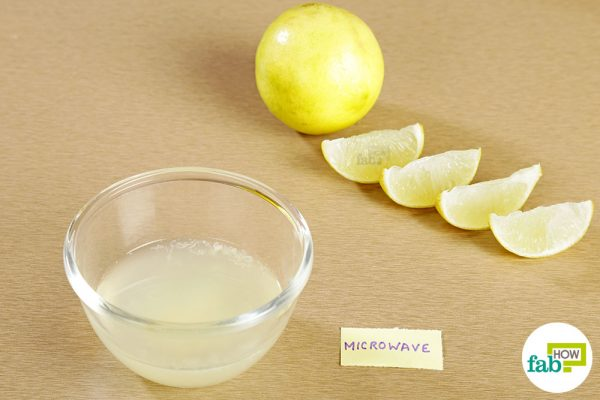 final microwave the lemon to squeezae more juice out of a lemonlemon juice