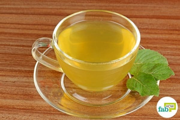 Peppermint tea can work wonders for your digestive health