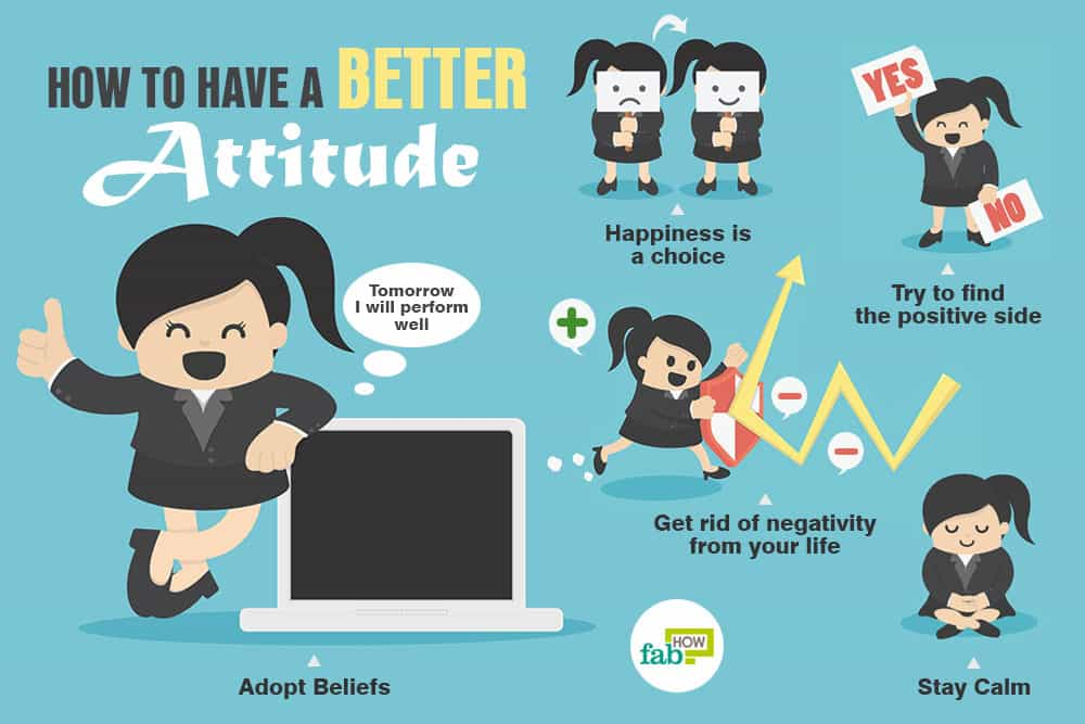 21 Ways to Define a Positive Attitude