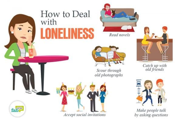 things you can do to overcome loneliness
