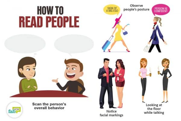Ways to read people