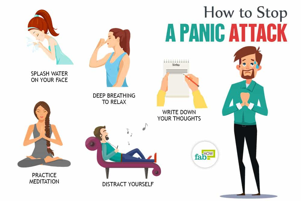 How to Stop a Panic Attack: 10+ Proven Tips to Calm Your ...