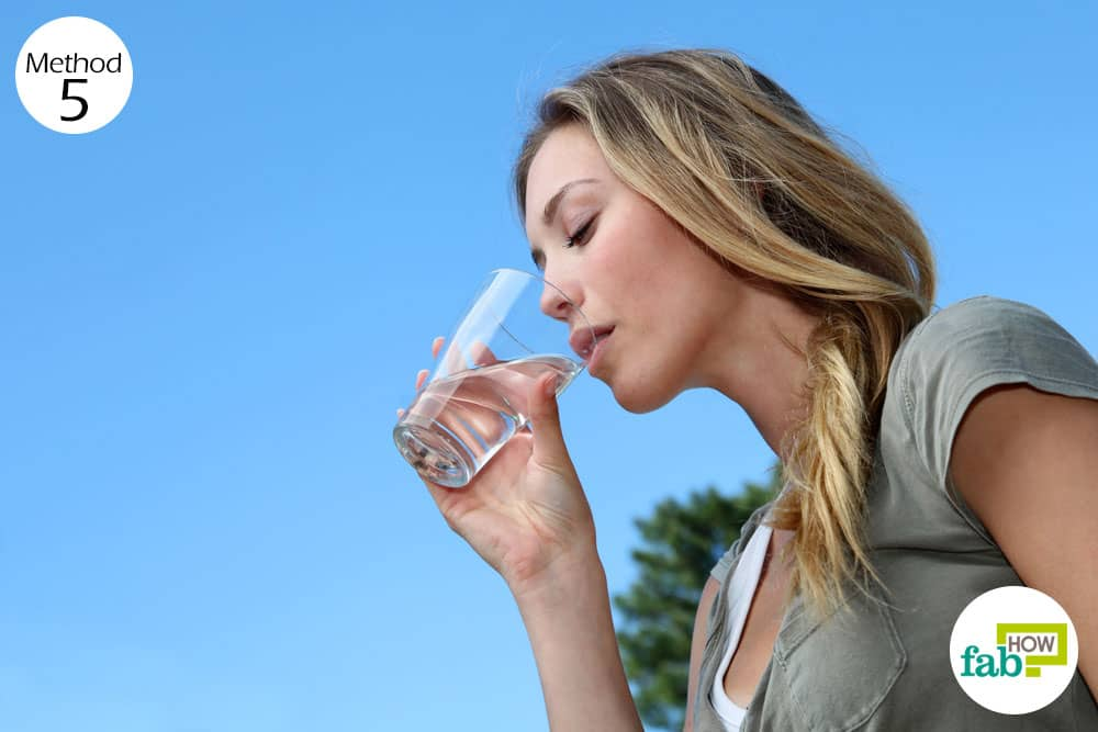 Can Drinking Water Make You Dizzy