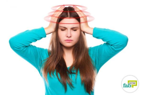 how to get rid of dizziness