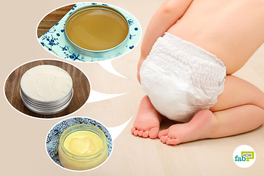Best Natural Diaper Rash Treatment