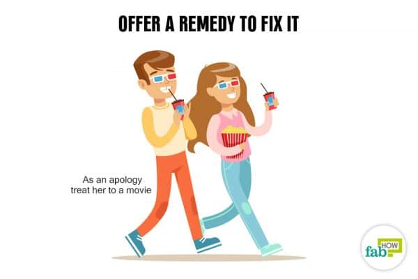 offer a remedy to fix things