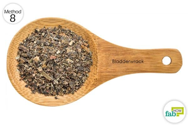 consume bladderwrack supplements to get rid of hypothyroidism