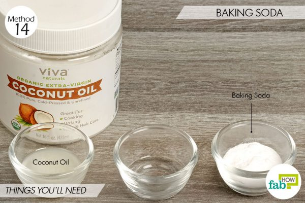 Baking Soda to lighten skin