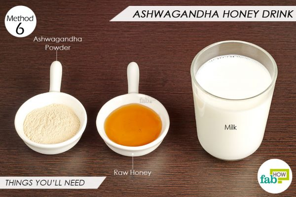 things you'll need to use ashwagandha to get rid of hypothyroidism