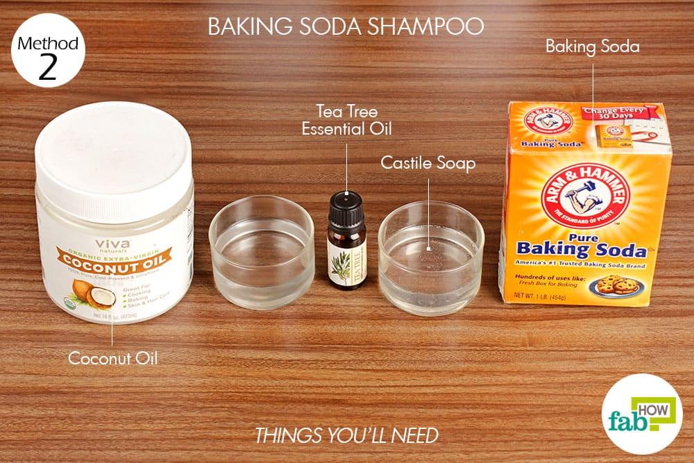 Baking Soda Shampoo For Natural Hair
