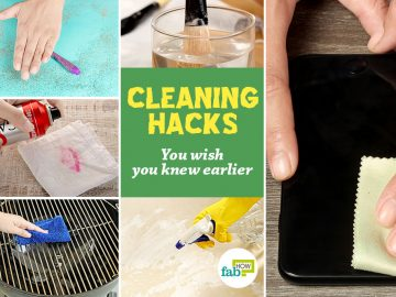 27 Cleaning Hacks and Secrets
