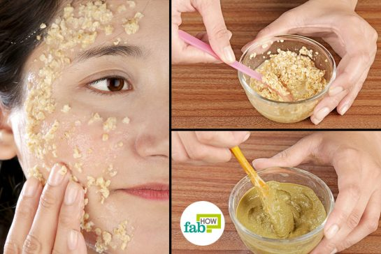 How to make a face mask for oily skin