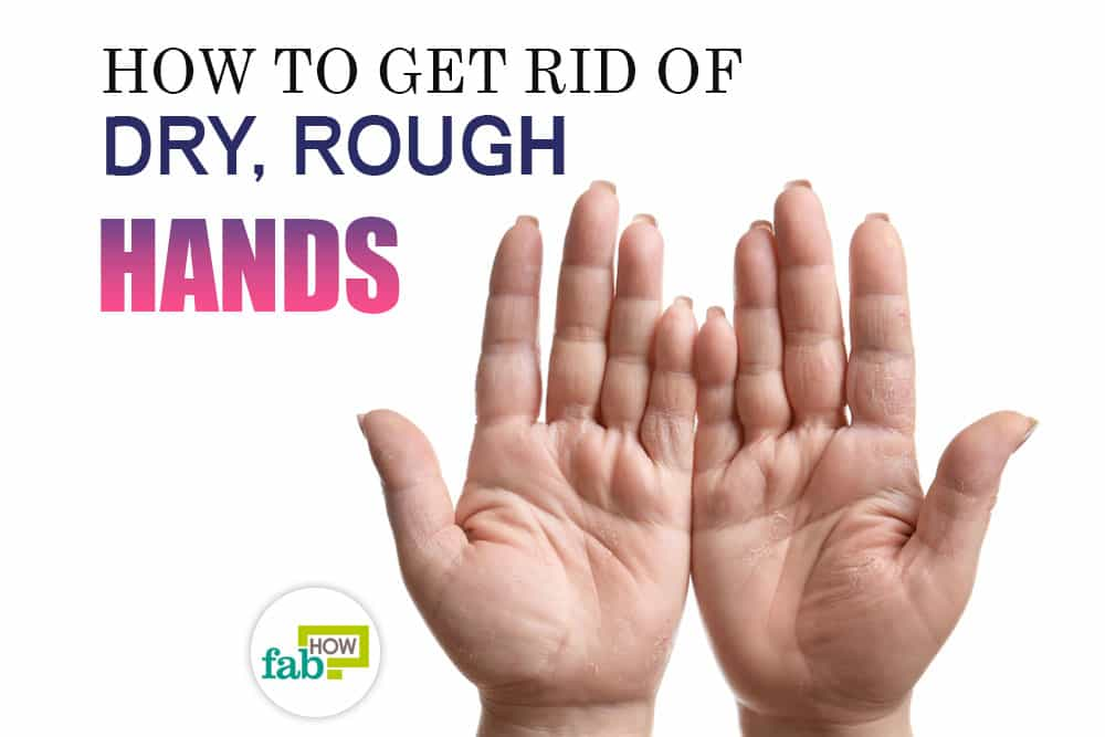 Feat how to get rid of dry hands