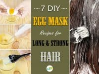 7 DIY Egg Mask Recipes for Super Long and Strong Hair
