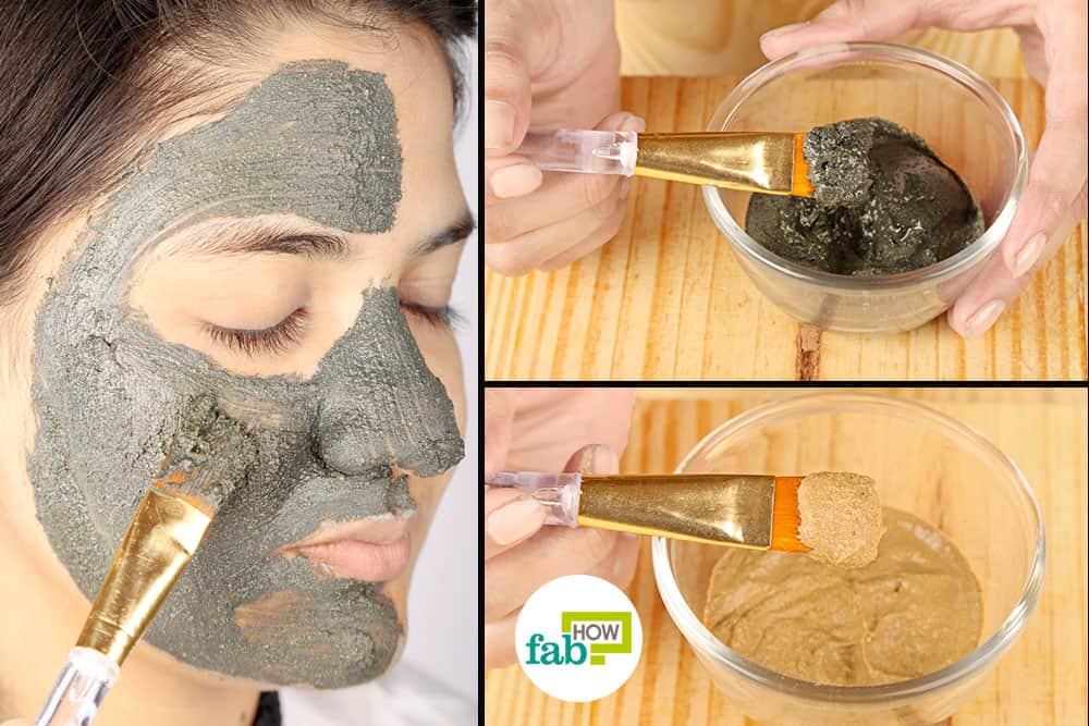 Village nude blackhead clearing facial masks porn