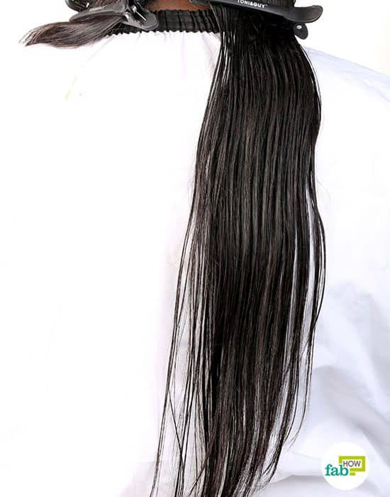 Your hair will feel silky-smooth, without any sign of greasiness to get coconut oil out of hair