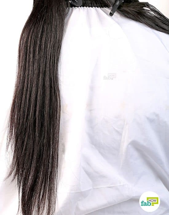 You will have a clean scalp, free of dirt and impurities to get coconut oil out of hair