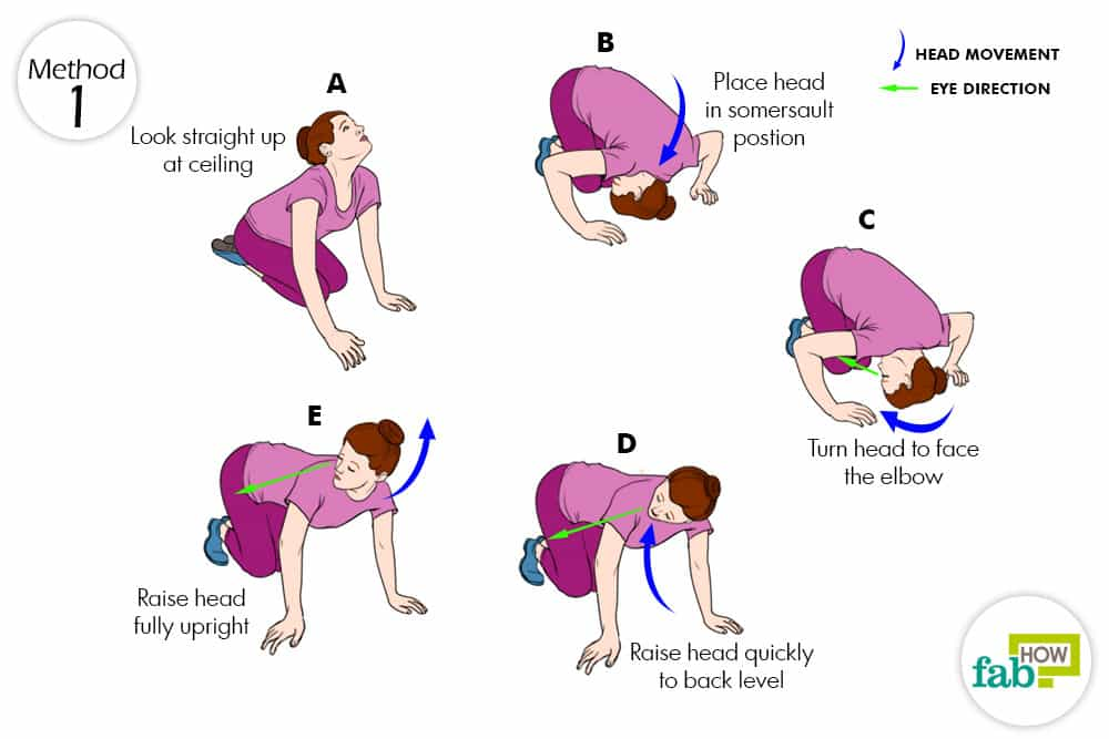How to Get Rid of Vertigo with Exercises and Home Remedies ...