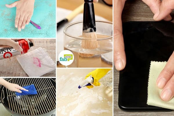 Try out our cleaning hacks and secrets for a spotless home and kitchen