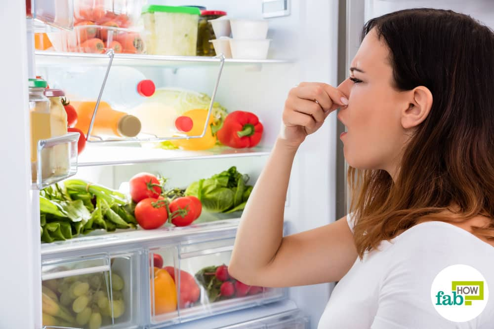 Eatables And Drinks Can Leave Behind A Lingering Odor How To Remove Odor  From Refrigerator